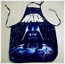 1pcs/set New 2016 Cool Darth Vader Star Wars Vinda Cosplay Male Apron