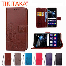 For Huawei P10 Lite Case Cover Luxury Wallet Flip PU Leather Case For Huawei P10 P10 Lite P10 Plus Cell Phone Pouch Card Holder