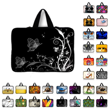 Support Custom Laptop Bag Sleeve Case 7/9.7/10/11.6/12/13.3/14/15.4/17.3 inch for MacBook Samsung Lenovo Dell hp acer(China)