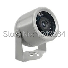 1280*720P 1.0MP ONVIF 2.0 Waterproof Outdoor IR CUT Night Vision P2P Plug and Play Mini Bullet  IP Camera<br>