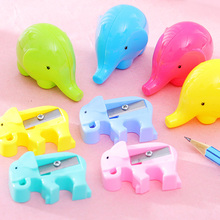 24pcs/lot kids birhtday party supply Cartoon elephant gift baby shower favors(China)