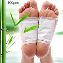 opp bag 100packs=200pcs/lot Kinoki Detox Foot Pads Patches With Adhesive / No Retail Box(200pcs=100pcs Patches+100pcs Adhesives