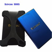 FREE SHIPPING External Portable Hard Disk 500GB hdd free shipping