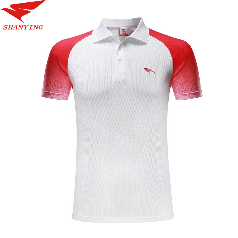 2017 Breathable Table Tennis Shirts brand women golf shirts short sleeve summer sports fabric T shirt golf training apparel top(China (Mainland))