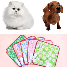 40x40cm Animals Bed Heater Mat Heating Pad Good Cat Dog Bed Body Winter Warmer Carpet Pet plush Electric Blanket Heated Seat(China)