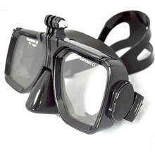 For SOOCOO New high quality Diving Glasses S70 sport camera Accessories Silicone Swimming(China)