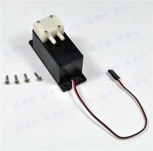 Mini Electric Smoke Pump Gasoline Smoking Pump For RC Model Airplane Receiver power supply