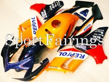 Fairings Fit Honda CBR125RR CBR125 02 03 04 05 06 2002 2003 2004 2005 2006 ABS Motorcycle Fairing Kit Bodywork Cowling Orange - Sportfairings Co. Ltd. store