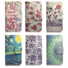For Coque Samsung Galaxy S3 Case Luxury Fashion Pattern Wallet Cover Samsung Galaxy S3 Neo Cases Leather Flip Phone Case(China)