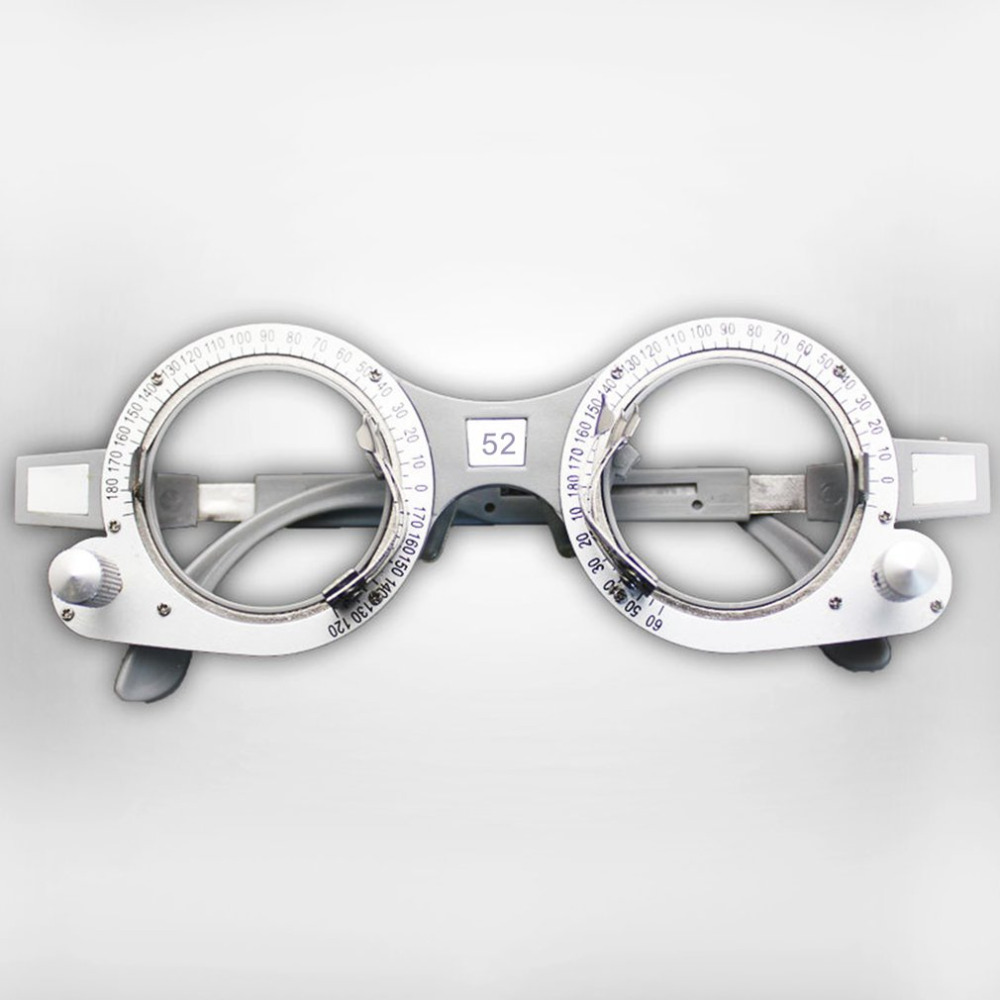 7df7598f504d 2019 Adjustable Optical Optic Trial Lens Frame Eye Optometry Frame ...