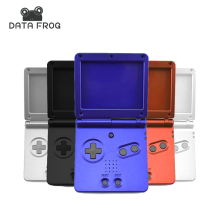 1 Pcs For Nintendo GBA SP Gameboy Housing Case Cover Replacement Full Shell For Advance SP Mixing Color