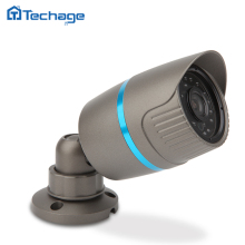 Techage 720P 960P 1080P 2MP HD CCTV IP Camera Outdoor Waterproof IP66 P2P Onvif IR Night Vision Bullet Security Surveillance IPC