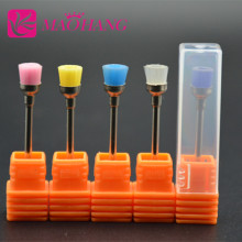 MAOHANG 1pcs Nail Drill Brush Electric 3/32'' Machine Files Professional Nail Art Drill Bit Cleaning Manicure Drills Accessories