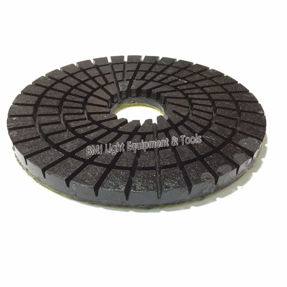 9 inch 220mm concrete cement renovation polishing pad<br>