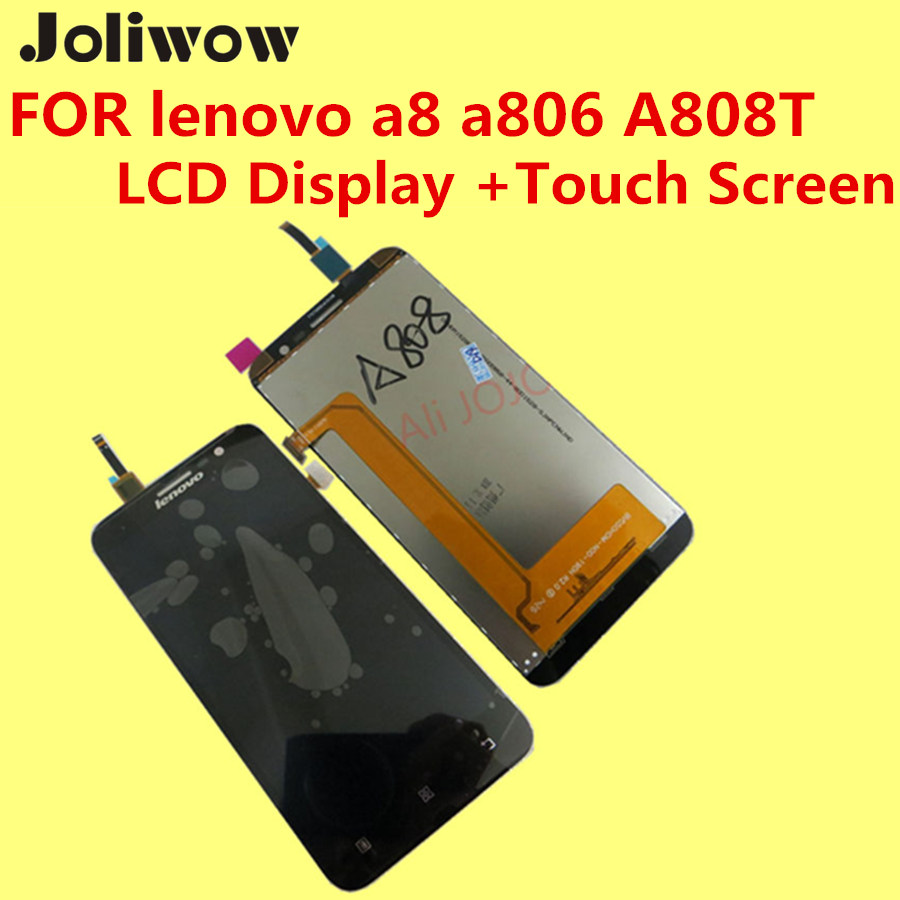 High Quality FOR lenovo a8 a806 A808T LCD Display +Touch Screen+ToolsDigitizer Assembly Replacement Accessories For Phone<br><br>Aliexpress
