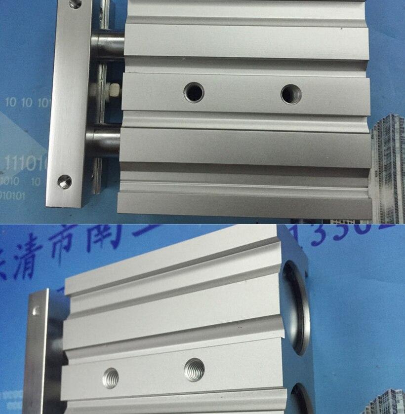 SMC CXSM32-25  Double-pole double cylinder air cylinder pneumatic component air tools CXSM series<br>