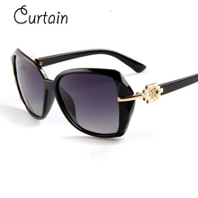 2016 High Qulity New brand Vintage sunglasses women Good quality big frame hot selling sun glasses 7 colors Oculos UV400