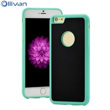 Magical Anti gravity Nano Suction Cover for Apple iphone 6 6s plus case silicon soft TPU&PC back cover for iphone 6 6s plus case