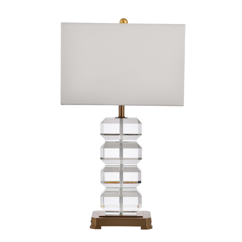 Hotel Crystal Table Lamp 5