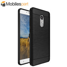 for Xiaomi Redmi Note 4X Case Anti-Knock Shockproof Carbon Soft Phone Case Cover for Xiaomi Redmi Note 4 Global Version 5.5''