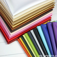 Buulqo Embossed Nice PU leather, upholstery PU leather large decoration cloth car upholstery leather 50x140cm(China)