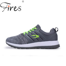 Fires Outdoor Men Sneakers Summer Sports Shoes Man Breathable Running Shoes Hight quality Walking Shoes Zapatillas Flats Shoes