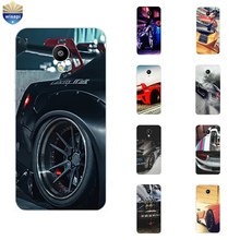 Phone Case MEILAN E M2 M3 Mini Shell Meizu M1 Note Back Cover MX4 Pro 5 6 MX5 MX6 Metal Soft TPU Cool Rear Design - WISAPI Store store