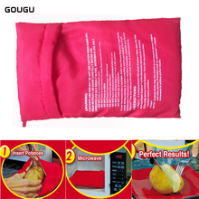 GOUGU Cooker Bag Baked Potato Microwave Cooking Potato Quick Fast (cooks 4 Potatoes at Once) Hot Selling(China)
