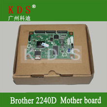 Original matherboard for brother HL2240 formatter board for brother printer parts LV0553001 remove from new machine(China)