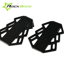 RockBros MTB Mountain Bike Bicycle Portable Rear Wheel Stand Pedals Absorption Pedal Foot Pedal Kid's Bike Cycling Rear Stand