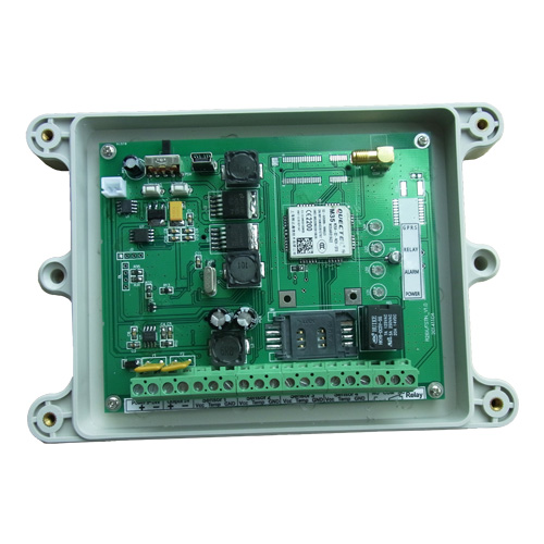 GPRS GPS Remote monitoring unit outdoor