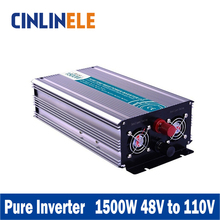 Smart Series Pure Sine Wave Inverter 1500W CLP1500A-481 DC 48V to AC 110V 1500W Surge Power 3000W Power Inverter 48V 110V