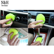 Magic car cleaning sponge products auto universal cyber super clean glue microfiber dust tools mud gel products car accessories