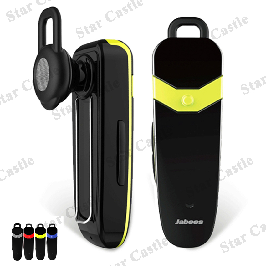 Mini Bluetooth Headset Jabees Victor Handsfree Earphone Headphones earpiece with Microphone for MP3 Player Iphone Samsung LG<br><br>Aliexpress
