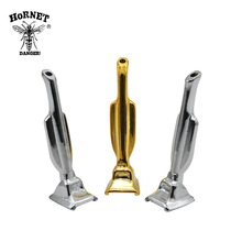 2 X Hooter Hoover Vacuum Sniffer Bullet Rocket Sunff Snorter Metal Tube Hoover(China)