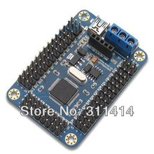 1piece 32 Channel Servo Motor Control Driver Board For Arduino Robot Project and Chassis Robot DIY Wholesale Retail Promotion