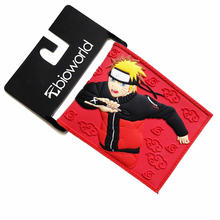 Animation Cartoon Wallet Naruto PVC Purse/Wallet two fold Wallets Card Holder Photo Holder Purse Cartoon Purses
