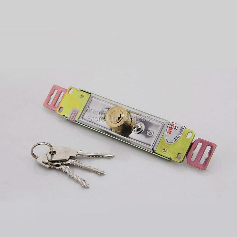 free shipping door lock Rolling shutters security door lock household DIY hardware part store Antitheft genuine lock<br>