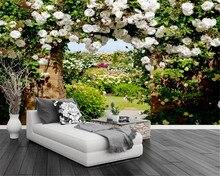 D bloemen met gang behang koop goedkope d bloemen met gang