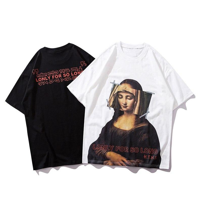 Virgin Mary Printed Tshirts  1