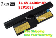 14.4V 4400mAh 8 CELLS Battery 92P1083 For IBM ThinkPad X41 Tablet 1866 1867 1869 73P5167 73P5168 FRU 92P1082 92P1084 92P1085(China)