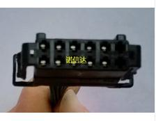 1PCS   6Q0 972 726     6Q0972726  FOR VW / Audi 12-pole 12PIN connector plug with a wire connector<br>