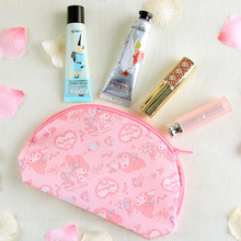 Hello Kitty Cosmetic Bag Waterproof Makeup Make Up Wash Organizer Storage Pouch Travel Kit Handbag Brand Design Neceser(China)