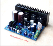 A3 to replace the LM3886 fully symmetrical double differential FET power amplifier board
