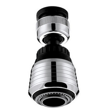 360 Degree Aerator Water Bubbler Swivel Head Saving TapKitchen Faucet Aerator Connector Diffuser Nozzle Filter Mesh Adapter 1PC