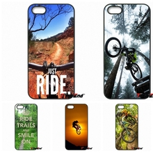 Amazing mountain bike Bicycle MTB Phone Case Cover For iPhone 4 4S 5 5C SE 6 6S 7 Plus Galaxy J5 J3 A5 A3 2016 S5 S7 S6 Edge