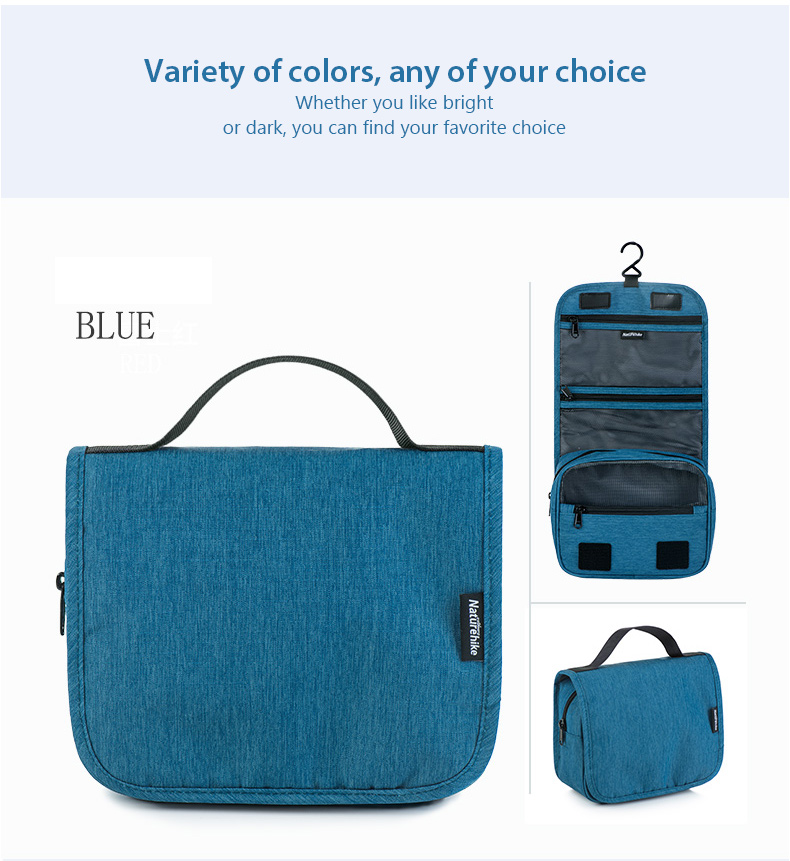 2019 Naturehike Foldable Waterproof Swimming Bag Portable Wash ... 307199a143086