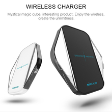 Nillkin Universal Qi Charging Pad For Samsung S6 S7 Edge Plus Cell Phone Wireless Charger
