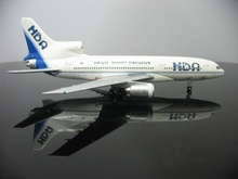 1:400 Air Hobart Lockheed L-1011 9Q- CHC Airplane Model(China)