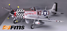 FMS 1400MM 1.4M P51 P-51 D Mustang BBD Big Beautil Doll Newest V8 PNP Gaint Warbird Big Scale RC Model Plane Aircraft